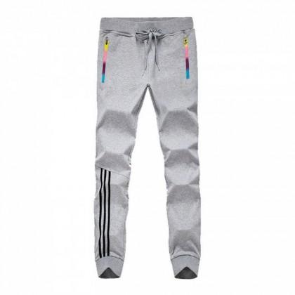 Rainbow Stripped Sweatpants